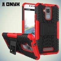Противоударный защитный чехол для Asus ZenFone 3 Max ZC520TL - Красный