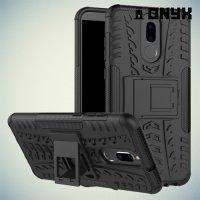 Противоударный защитный чехол для Huawei Nova 2i - Черный