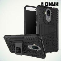 Противоударный защитный чехол для Huawei Mate 9 - Черный