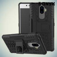 Противоударный защитный чехол для Lenovo K8 Note - Черный