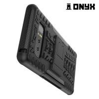 Противоударный защитный чехол для Samsung Galaxy Note 8 - Черный