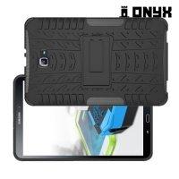 Противоударный защитный чехол для Samsung Galaxy Tab A 10.1 2016 SM-T580 SM-T585 - Черный
