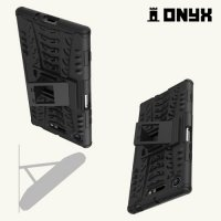 Противоударный защитный чехол для Sony Xperia XZ1 - Черный