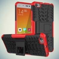 Противоударный защитный чехол для Xiaomi Mi 5 - Красный