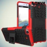 Противоударный защитный чехол для Xiaomi Mi 5s - Красный