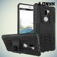 Противоударный защитный чехол для Xiaomi Mi 5s Plus - Черный