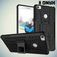 Противоударный защитный чехол для Xiaomi Mi Max - Черный