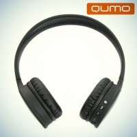 Qumo Accord 3 Беспроводные Bluetooth наушники гарнитура с микрофоном - Черный
