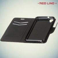 Red Line чехол книжка для HTC Desire 530 / Desire 630 - Черный