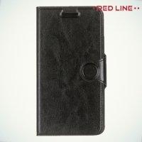 Red Line чехол книжка для Lenovo C2 Power - Черный