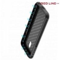 Red Line Extreme противоударный чехол для Samsung Galaxy J3 2017 SM-J330F - Черный