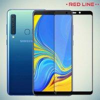 Red Line Full Glue 3D стекло для Samsung Galaxy A9 2018 SM-A920F с полным клеевым слоем - Черная рамка