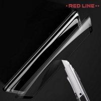 Red Line Full Glue стекло для Samsung Galaxy S9 с полным клеевым слоем - Черная рамка