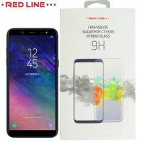 Red Line Гибридная защитная пленка для Samsung Galaxy A6 2018