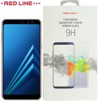 Red Line Гибридная защитная пленка для Samsung Galaxy A6 Plus 2018