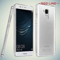 Red Line силиконовый чехол для Huawei Honor 5C - Прозрачный