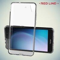 Red Line силиконовый чехол для Huawei Y6 II - Прозрачный