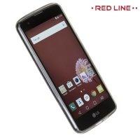 Red Line силиконовый чехол для LG K7 X210ds - Прозрачный