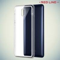 Red Line силиконовый чехол для Nokia 3 - Прозрачный