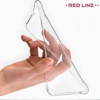 Red Line силиконовый чехол для Sony Xperia L1 - Прозрачный