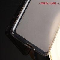 Red Line силиконовый чехол для Sony Xperia X - Полупрозрачный черный
