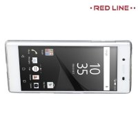 Red Line силиконовый чехол для Sony Xperia Z5 - Прозрачный