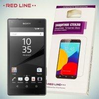 Red Line Закаленное защитное стекло для Sony Xperia Z5