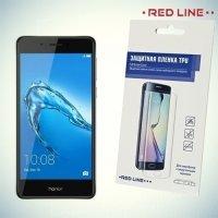 Red Line защитная пленка для Huawei Honor 6C на весь экран