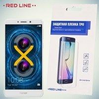 Red Line защитная пленка для Huawei Honor 6x на весь экран