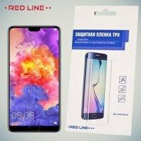 Red Line защитная пленка для Huawei P20 Pro на весь экран