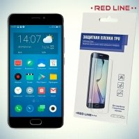 Red Line защитная пленка для Meizu M5 Note на весь экран