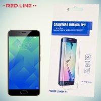 Red Line защитная пленка для Meizu M5c на весь экран
