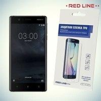 Red Line защитная пленка для Nokia 3 на весь экран