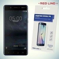 Red Line защитная пленка для Nokia 5 на весь экран