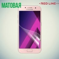 Red Line защитная пленка для Samsung Galaxy A3 2017 SM-A320F - Матовая
