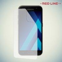 Red Line защитная пленка для Samsung Galaxy A3 2017 SM-A320F на весь экран