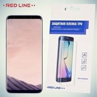 Red Line защитная пленка для Samsung Galaxy A8 Plus 2018 на весь экран