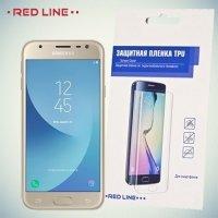 Red Line защитная пленка для Samsung Galaxy J3 2017 на весь экран