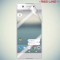 Red Line защитная пленка для Sony Xperia XA1 на весь экран