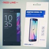 Red Line защитная пленка для Sony Xperia XZ Premium на весь экран