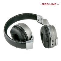Полноразмерные беспроводные Bluetooth наушники для телефона RedLine BHS-04