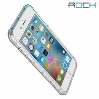 ROCK Fence Series Силиконовый защитный чехол для iPhone 8/7 - Прозрачный