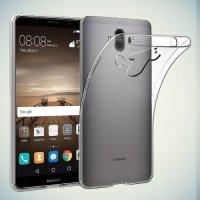 Силиконовый чехол для Huawei Mate 9 - Глянцевый Прозрачный