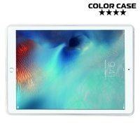 Силиконовый чехол для iPad Pro 9.7 - X-образный Прозрачный