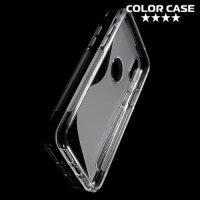 Силиконовый чехол для iPhone 8 - S-образный Прозрачный
