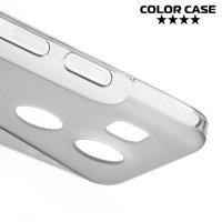 Силиконовый чехол для LG Nexus 5X - S-образный Серый