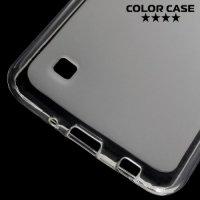 Силиконовый чехол для LG X Style K200DS - Матовый Белый