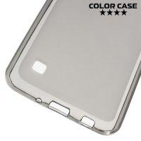 Силиконовый чехол для LG X Style K200DS - Матовый Серый