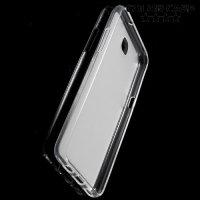 Силиконовый чехол для LG X view - Матовый Белый