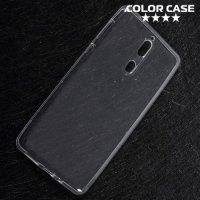 Силиконовый чехол для Nokia 8 - Глянцевый Прозрачный
